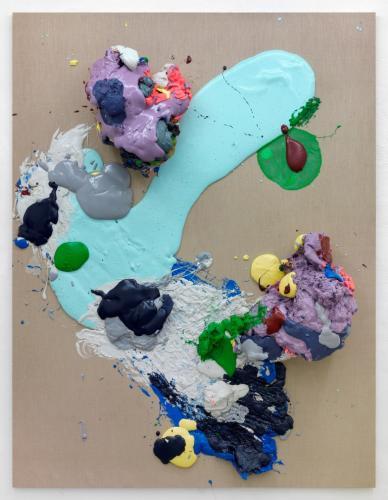 Untitled, 2014<br /> Photo: Hye-Mi Kim<br /> Courtesy: Thomas Rehbein Gallery, Cologne